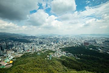 Namsan Tower View Seoul
