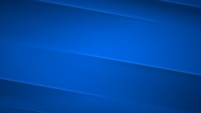 Abstract background in blue colors