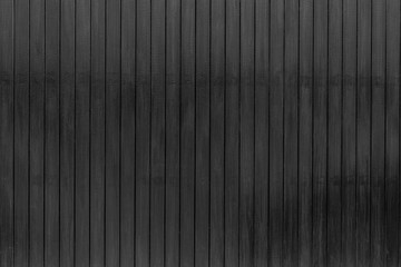 Black wood texture background. Dark wood plank abstract background. Empty black wooden wall. Wooden...