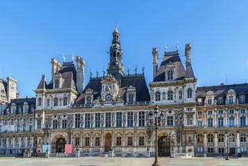 City hall, Paris