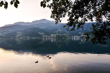 Lake Lago di Caldonazzo