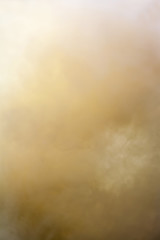 Natural smoke, abstract background