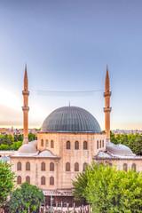 Mevlidi Halil Mosque in Sanliurfa,Turkey