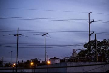 cables antenas