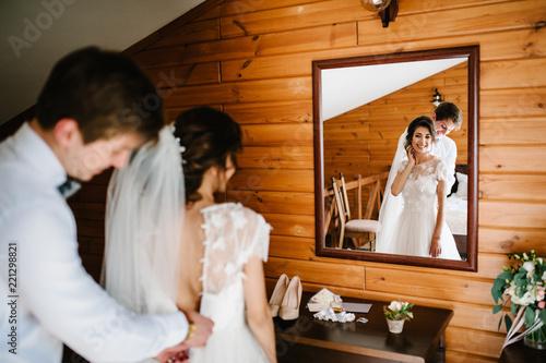 Men in Corset Wedding Dresses