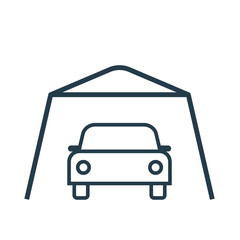 Portable Auto Garage icon
