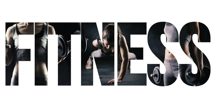 Fitness, healthy lifestyle and sport concept