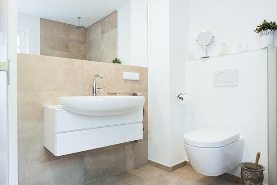 Badezimmer I / bathroom I