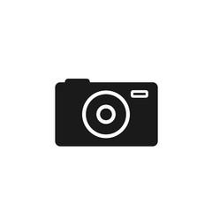 Photo Camera silhouette icon