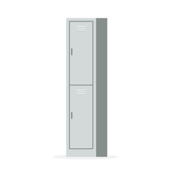 Two Door Metal Locker