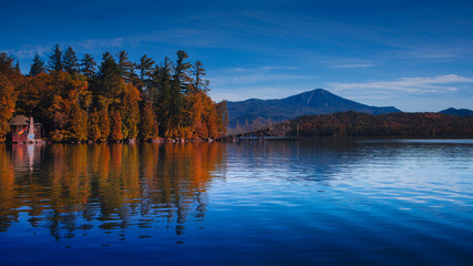 Whiteface from Lake Placid
