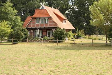 Neues Haus in Norddeutschland 1