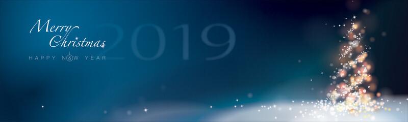 BANNIÈRE SAPIN DE NOËL 2019
