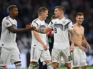 UEFA Nations League - League A - Group 1 - Germany v France