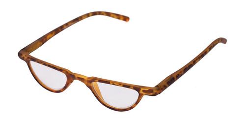 Product photography, packshot, Leopard Reading glasses