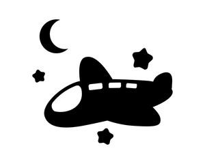 black kids toy image vector icon logo symbol