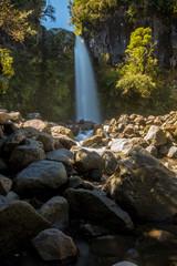 Dawson Falls at Mount Egmont New Zealand 2