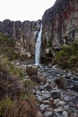 Taranaki Falls in Tongariro National Park New Zealand 1