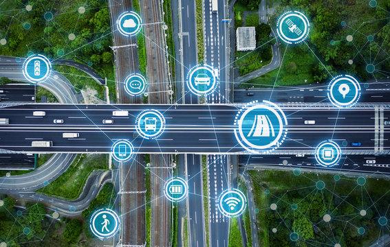 交通システムと通信技術