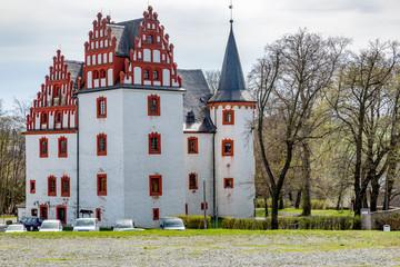 Castle of Netzschkau in the Vogtland