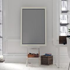 Frame Mockup Interior Scene
