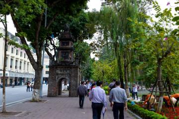 ベトナム 都市風景