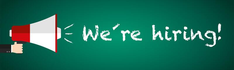 We`re hiring! Megaphon -