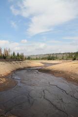ausgetrockneter Odersee 2