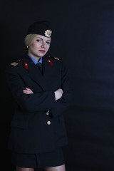 USSR police