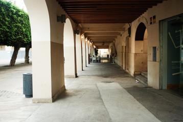 Pasaje en Almería 1