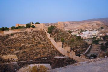 Punta de la alcazaba 1