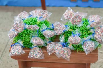 Traditional Brazilian candies - Chocolate lollipop