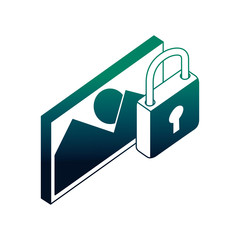 data network image picture security protection