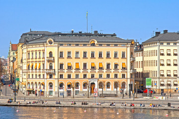 Stockholmer Altstadt (Gamla Stan)