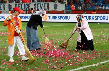 UEFA Nations League - League B - Group 2 - Turkey v Russia