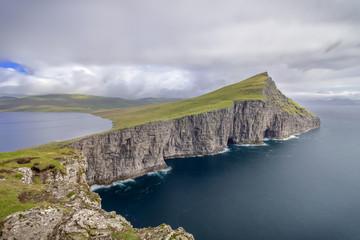 Slave's rock, Faroe Islands