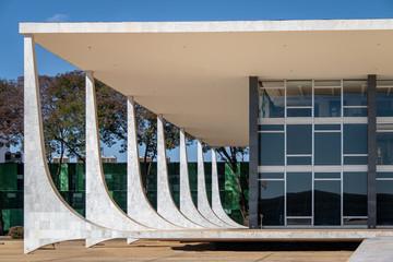 Brazil Supreme Court (Supremo Tribunal Federal - STF) - Brasilia, Distrito Federal, Brazil