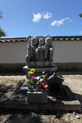 大樹寺の石仏