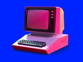 80s style personal computer