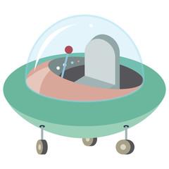 Flying saucer, UFO