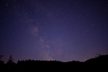 Sterne am Himmel