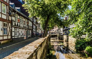 Goslar An der Abzucht