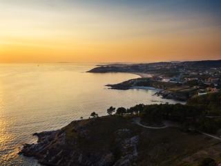 Beaches in the Rias Baixas in Pontevedra
