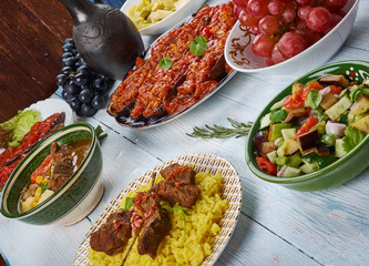 Azerbaijani cuisine,