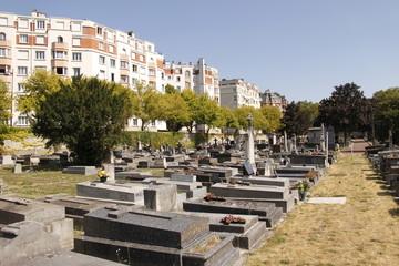 Paris - Cimetière de Montrouge