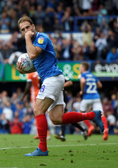 League One - Portsmouth v Shrewsbury Town
