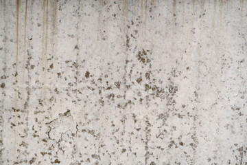Texture of old gray concrete.