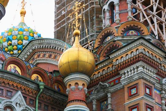Savior on Blood in St. Petersburg