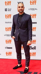 Actor Michael Mando arrives for the world premiere of The Hummingbird Project at the Toronto International Film Festival (TIFF) in Toronto
