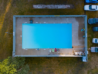 Drone Pool